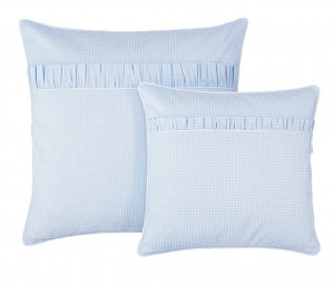 Small pillow Cheverny Blue