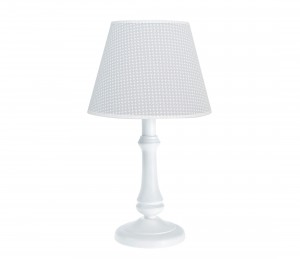L' Amour lamp - Cheverny Grey