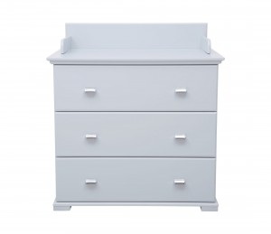 Dresser with changing station - Monte Carlo Grey line