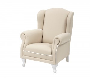 Mini armchair - beige