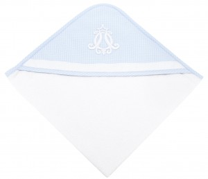 Towel Cheverny Blue