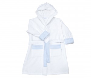 Bathrobe for boys