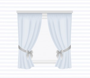 Smooth curtains - for individual order
