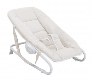 """Little Dream"" baby bouncer - beige"
