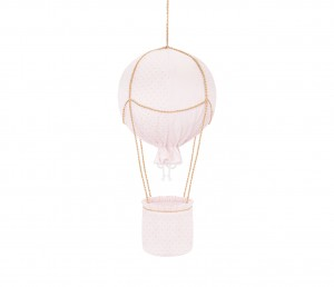 Large decorative air balloon - Golden Glow