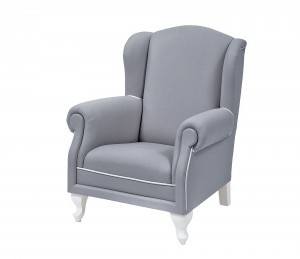 Mini armchair - dark grey