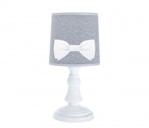 La Petit lamp with bow- York