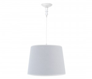 Round chandelier - Frenchy Grey