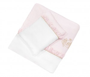 Newborn bedding with filling- Golden Glow