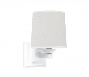 Square sconce - Frenchy Beige