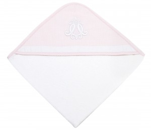 Towel Cheverny Pink