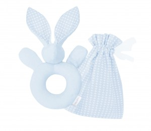 Blue DoDi rabbit - ring