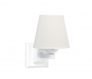 Square sconce - Cheverny Beige
