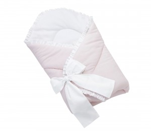 Sleeping bag Misty Jersey light pink