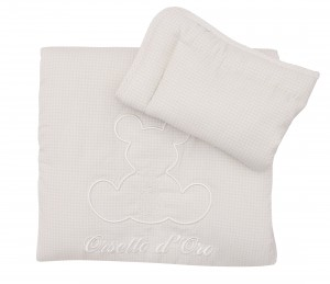 Newborn bedding with filling – Orsetto