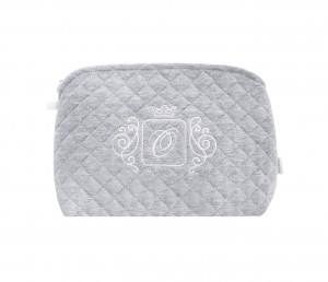 Quilted York beauty case