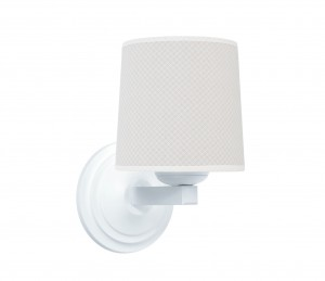 Round sconce - Frenchy Beige
