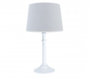 Lampka Poeme Frenchy Grey