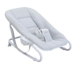 """Little Dream"" baby bouncer - grey"