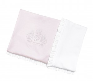 Blanket Misty Jersey - light pink