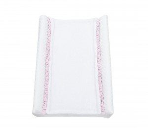 Baby changing mat Twilly Dots Pink