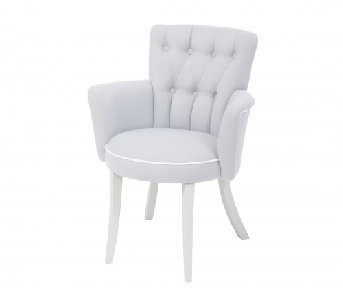 Carla chair - light grey