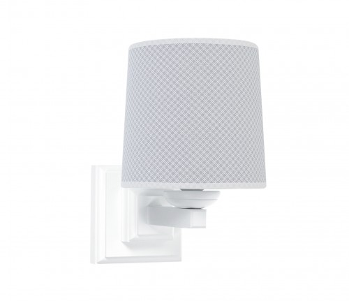 Square sconce - Frenchy Grey