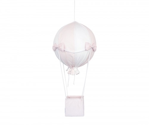 Large decorative air balloon - Cheverny Pink