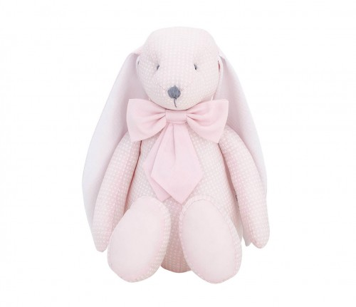 Decorative bunny - Cheverny Pink