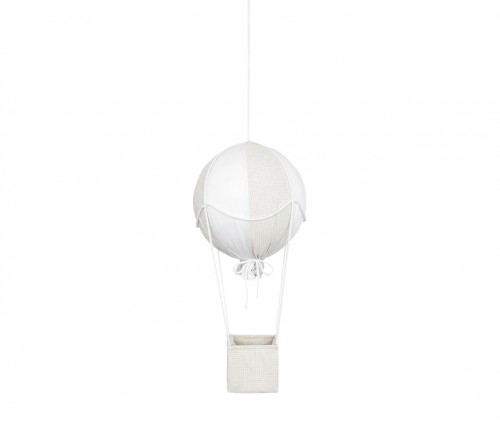 Small decorative air balloon - Cheverny Beige