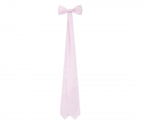 Decorative bow - Frenchy Pink