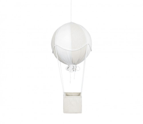 Large decorative air balloon - Cheverny Beige