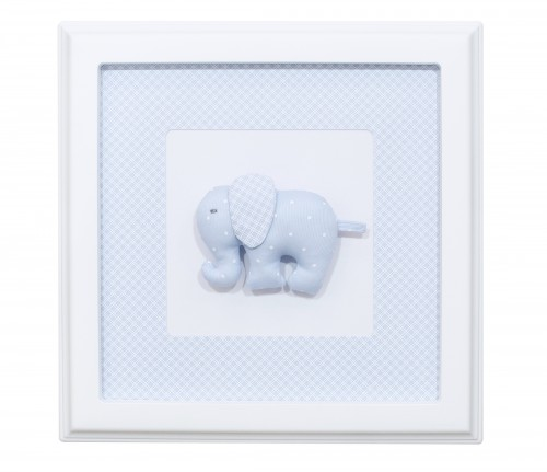Twilly Dots picture with elephant