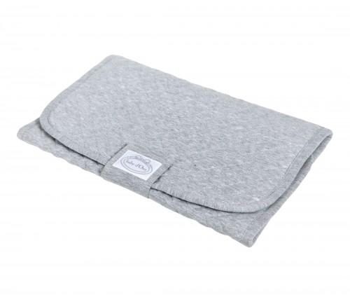 Quilted York baby changing mat
