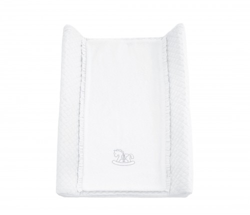 Baby changing mat Silver Bright - cover