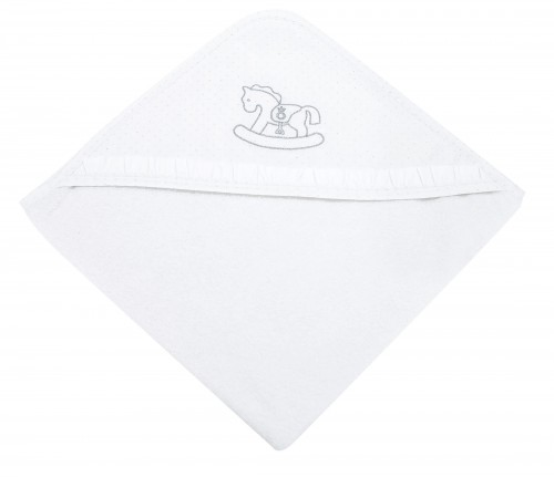 Towel Silver Bright