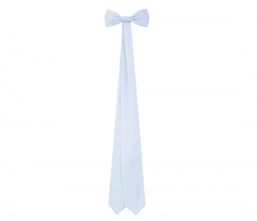 Decorative bow - Frenchy Blue